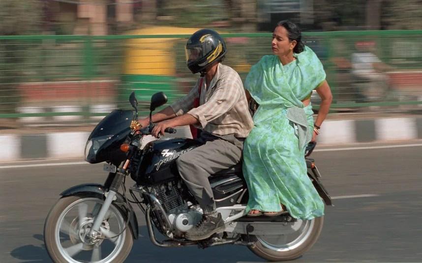 Bihar Girl Wallpaper Delhi Government Women Pillion Motorbike Riders Don T