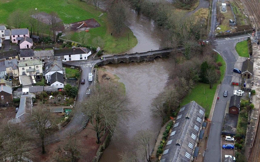 Flooding Uk 2012