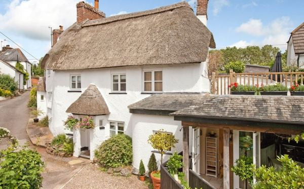 Fairytale thatched cottages for sale - Telegraph