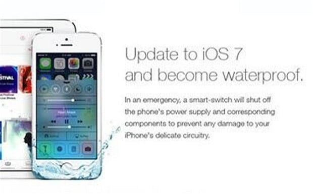 ios 7 users destroy