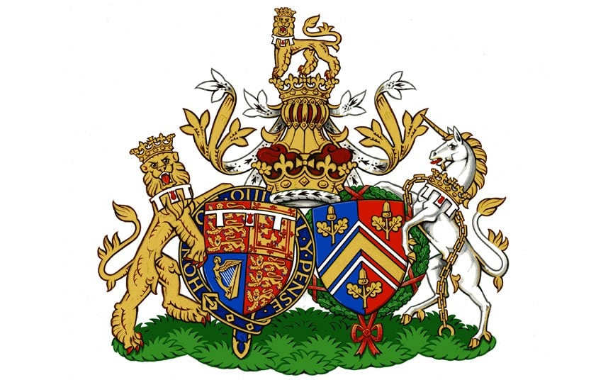 Duke and Duchess of Cambridge get a joint coat of arms - Telegraph