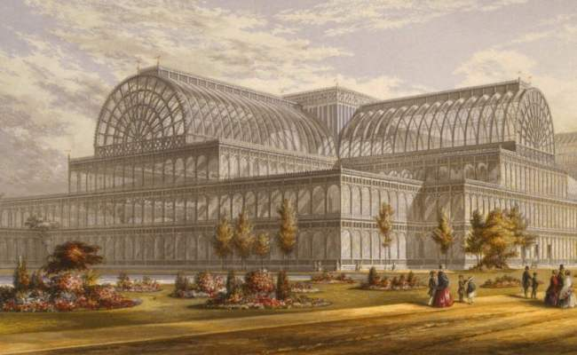 Crystal Palace To Be Rebuilt On Original Victorian Era