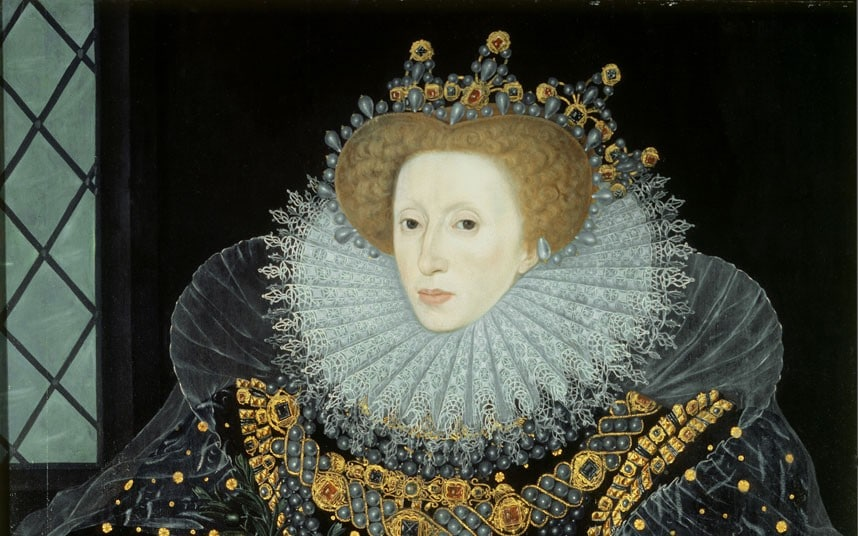 Elizabeth I and her People National Portrait Gallery