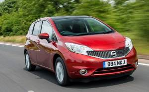 2014 Nissan Note review  Telegraph