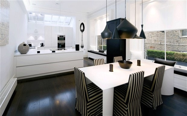 Interior Design British Kitchens Telegraph