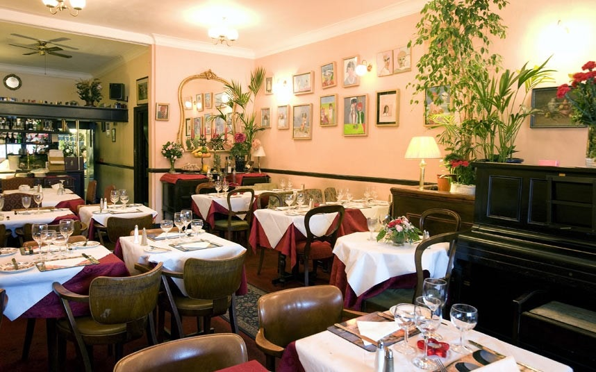 Patio London Restaurant Review Telegraph