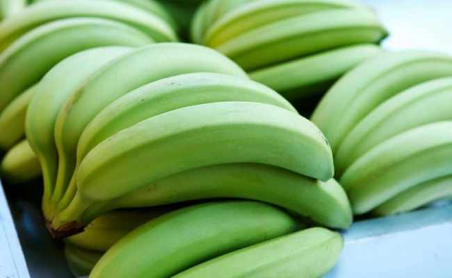 Eat Unripe Bananas But Don T Eat Mash Or Cook With Olive