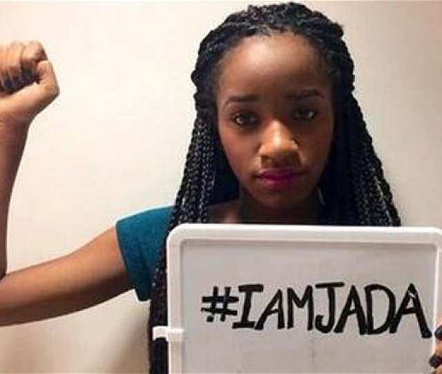 Photos Of A 16 Year Old American Girl Who Was Allegedly Raped Have Been Passed Around Social Media And Mocked By Teens Using The Hashtag Jadapose