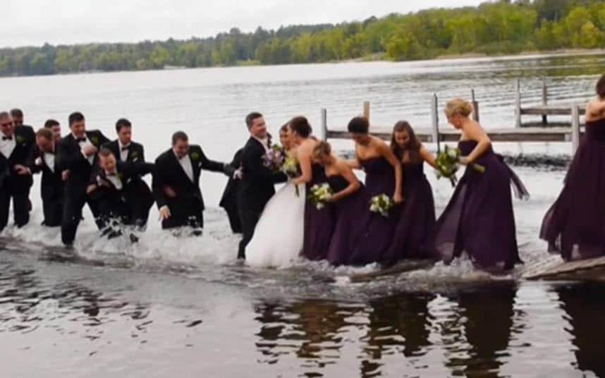 Worst Wedding Disasters Telegraph