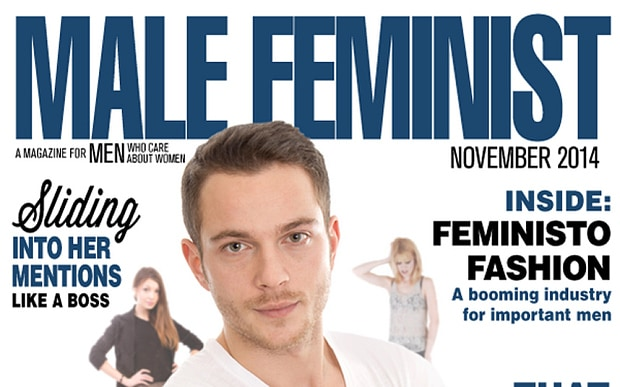 male feminist a spoof