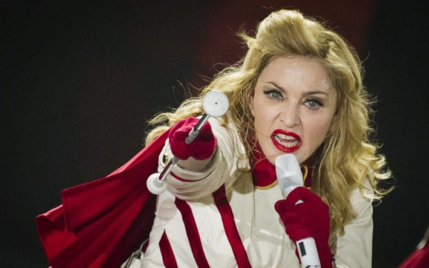 Madonna auction the nine most unusual items  Telegraph