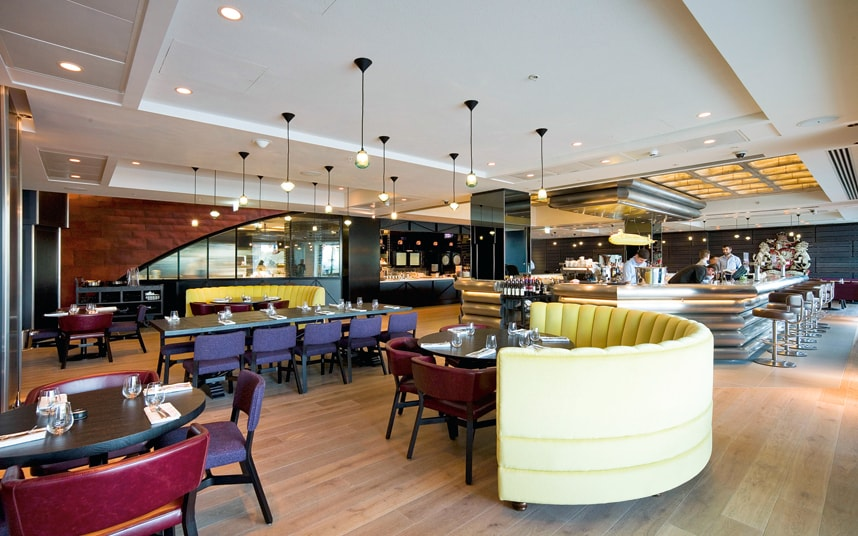 Sea Containers London SE1 restaurant review  Telegraph
