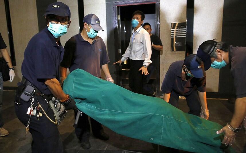British banker arrested over Hong Kong prostitute