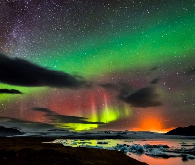 An Aurora Chaser Has Revealed Breathtaking Pictures From A Recent Expedition To Iceland