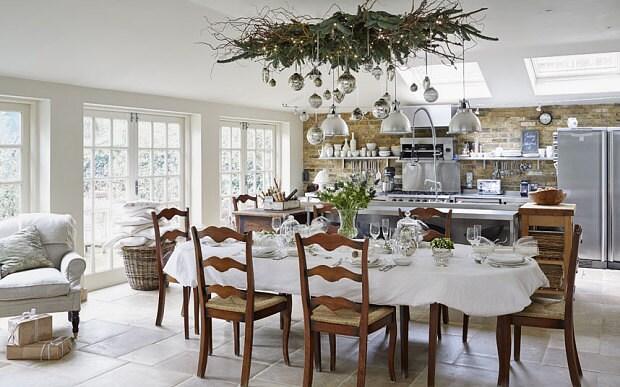 Interiors Phillipa Lepleys Christmas home  Telegraph