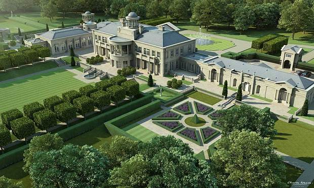 British Property Developer To Build Surrey Mansions In The