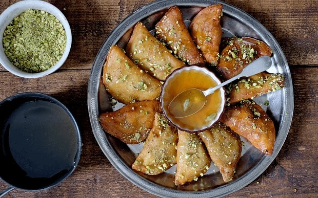 Atayef: the best pancakes you will ever make? - Telegraph