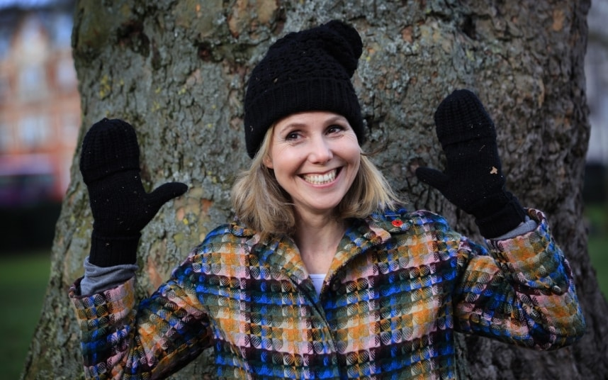 Sally Phillips I Turn Into A Sort Of Slave At Home Telegraph