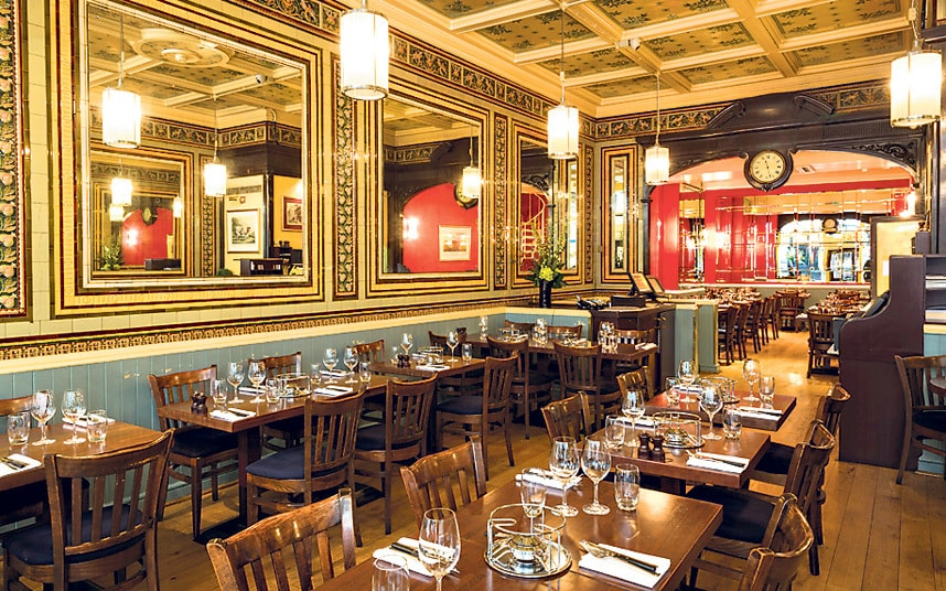 Rowleys London restaurant review  Telegraph