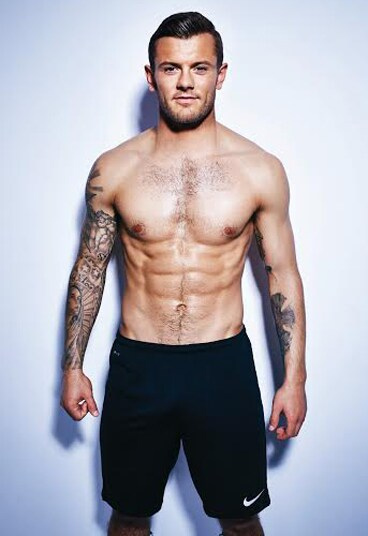 Jack Wilshere Interview The Physical Intensity Of The