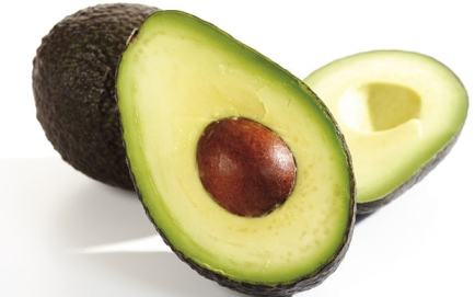Image result for Cover your avocado with plastic wrap and a layer of water,