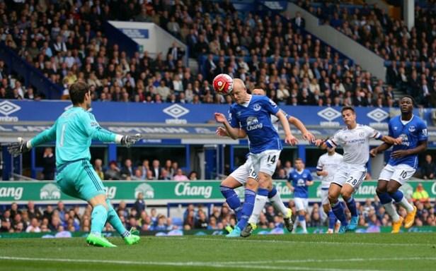 Image result for Everton vs Chelsea 3-1