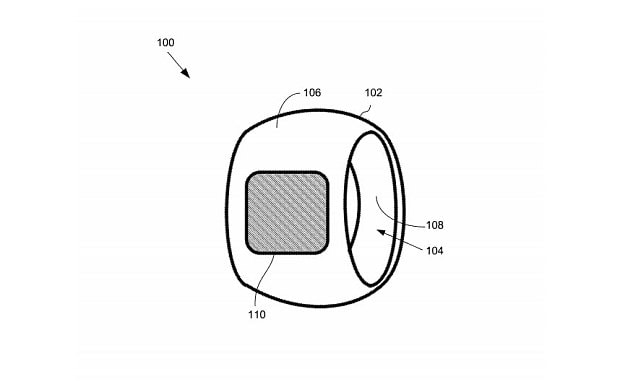 Apple filed patents around an 'iRing' wearable for your