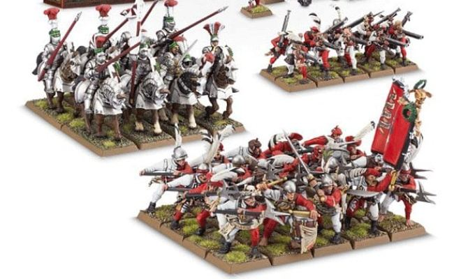 Games Workshop Battles Tough December Trading Telegraph