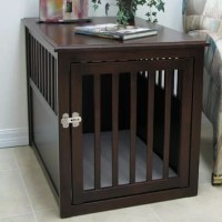 Crown Pet Products Crown Pet Crate End Table & Reviews ...