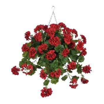 wayfair sofas reviews down throw pillows sofa house of silk flowers artificial geranium hanging plant in ...