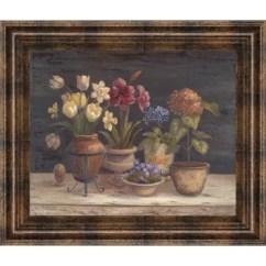 Decorative Kitchen Floor Mats Sink Images Classyartwholesalers Floral Sensation I By Vivian Flasch ...