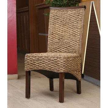 Bay Isle Home Birchwood Parsons Chair  Reviews  Wayfair