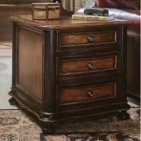 Hooker Furniture Preston Ridge 3 Drawer Nightstand ...