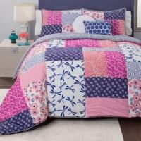 Seventeen Satori Patchwork Comforter Set & Reviews | Wayfair