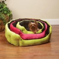 Slumber Pet Dimple Plush Nesting Nest Dog Bed & Reviews ...
