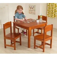 Kids Table Amp Chair Sets Youll Love Wayfair