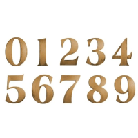Numbers Wall Decor | Joss & Main