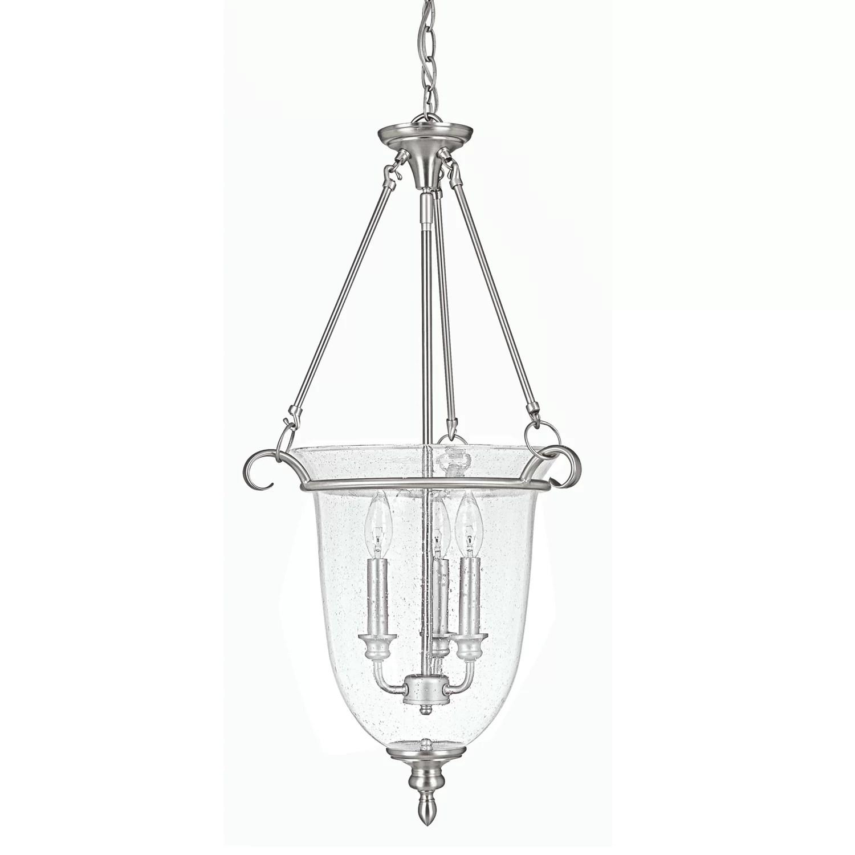 Capital Lighting 3 Light Foyer Pendant Amp Reviews