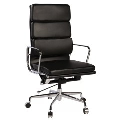 Eames Leather Chair Dining Cute Office Polivaz Replica Executive Wayfair