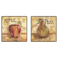 PTM Images Kitchen Fruit Framed Graphic Art & Reviews ...