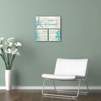 PTM Images Life Is Good 3 Piece Wall Decor Set & Reviews ...
