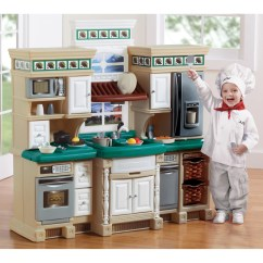Step2 Lifestyle Custom Kitchen Ii Table Decorations Deluxe Set And Reviews Wayfair