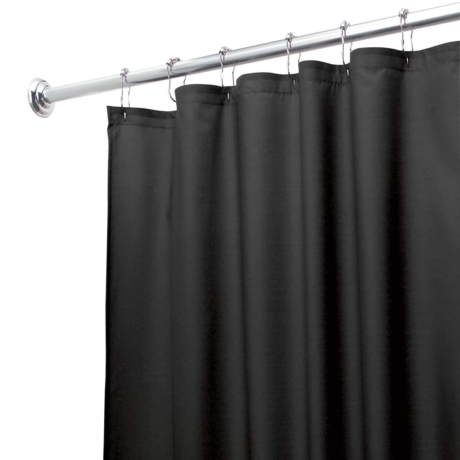 InterDesign Shower Curtain Liner  Reviews  Wayfair