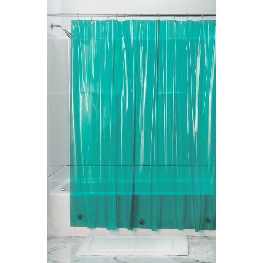 InterDesign Shower Curtain Liner  Wayfair