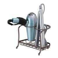 InterDesign York Lyra Dryer and Flat Iron Hair Tools ...