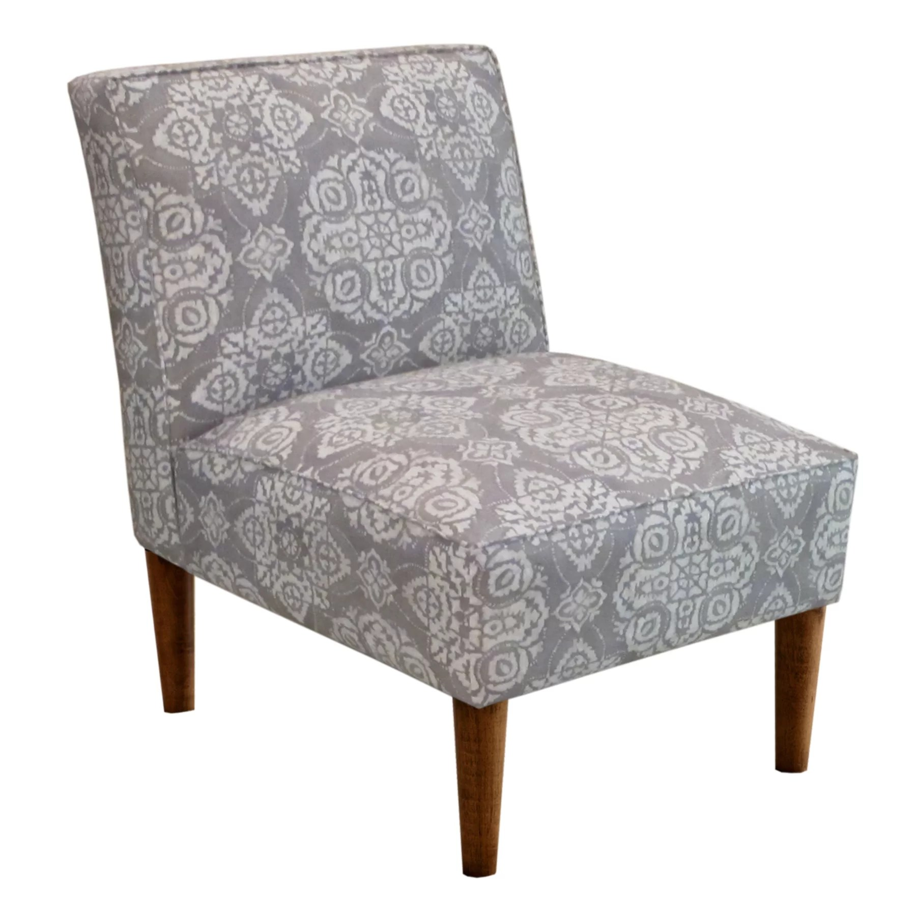 skyline furniture accent chairs bedroom chair aldi jakarta fabric armless and reviews