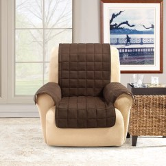 Waterproof Chair Covers For Recliners Bulk Canada Sure Fit Recliner Slipcover And Reviews Wayfair