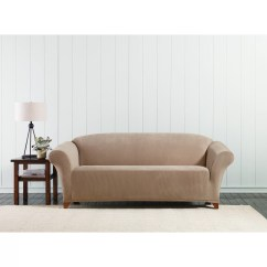 Beach House Sofa Slipcover Electric Reclining Not Working Sure Fit Stretch Corduroy Wayfair