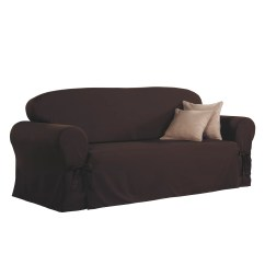 Wayfair Sofa Covers Reclining Power With Drop Down Table And Headrest Sure Fit Skirted Slipcover Reviews Ca