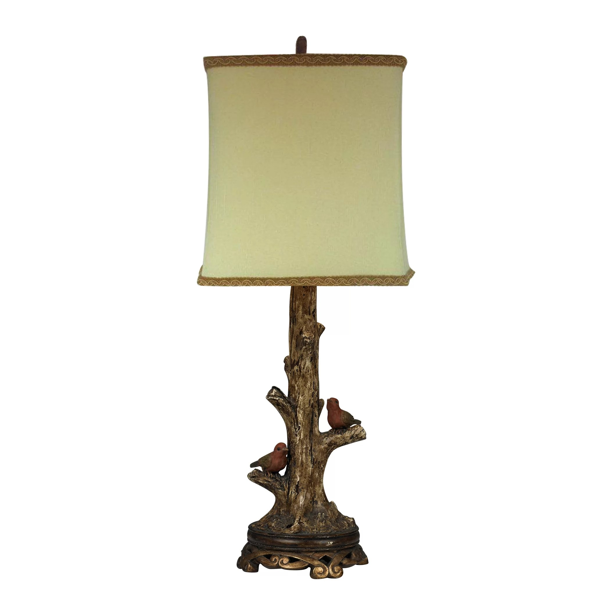 """Sterling Industries Birds on Branch 24"""" Table Lamp"""